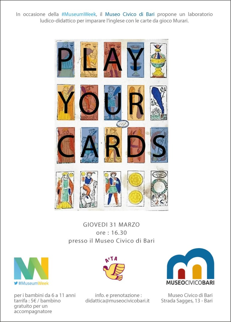 PLAY-YOUR-CARDS_MuseumWeek_Museo-Civico-Bari