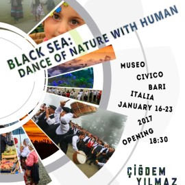 BlackSea – Dance of Nature with Human - Museo Civico Bari