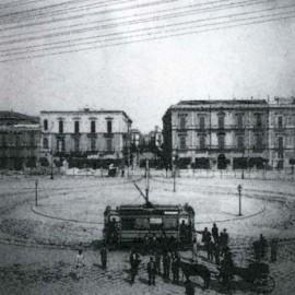 Piazza Moro - Bari