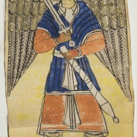 Bari Museo Civico pergamena copta