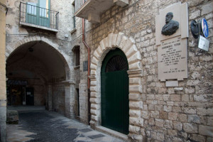 Museo Civico Bari - Ingresso
