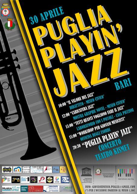 PugliaPlayin'Jazz