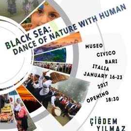 BlackSea – Dance of Nature with Human - Museo Civico Bari