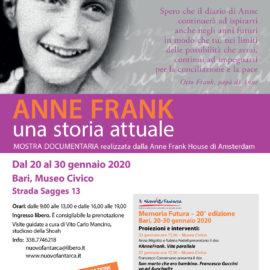 Mostra Anne Frank