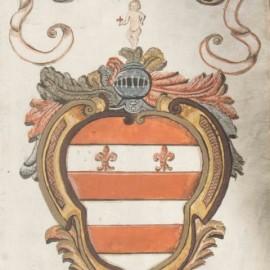 Stemma famiglia Tanzi - Museo Civico Bari