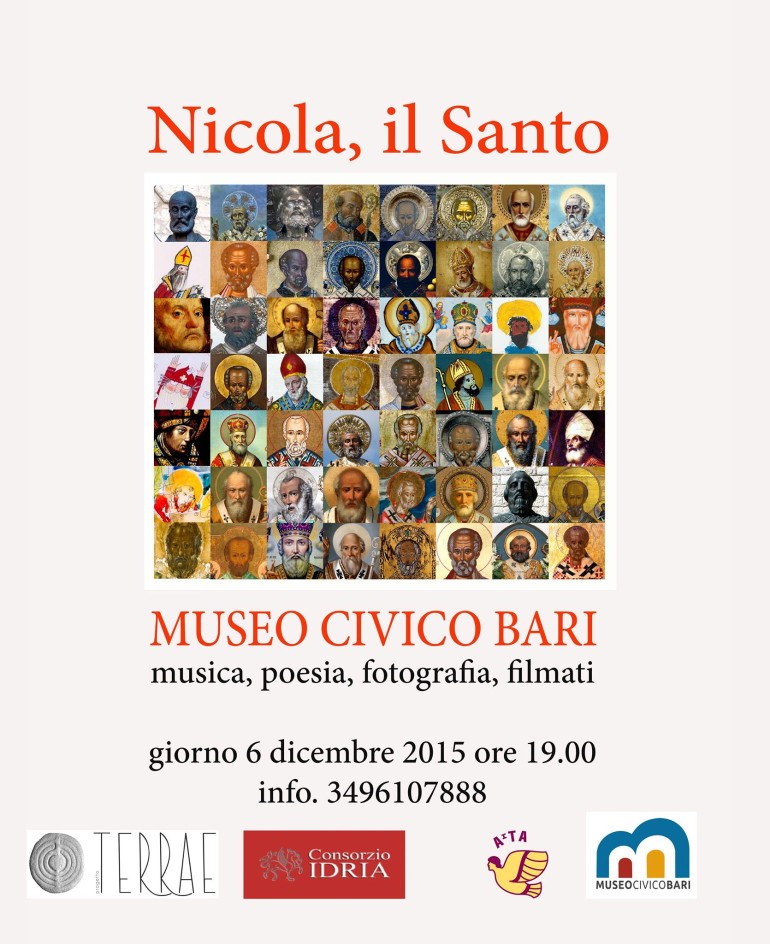 Mostra San Nicola Museo Civico Bari