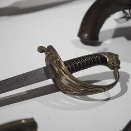 Sciabola da Ufficiale Generale dell'Esercito Borbonico - 1859