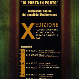 festival dei popoli del mediterraneo