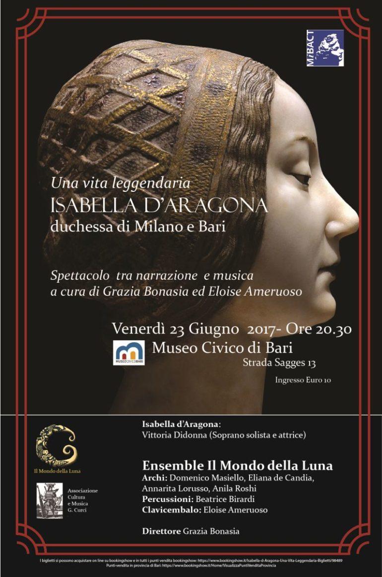 Isabella-D'Aragona-Museo-Civico-Bari