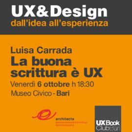 uxbookclub-bari-Carrada