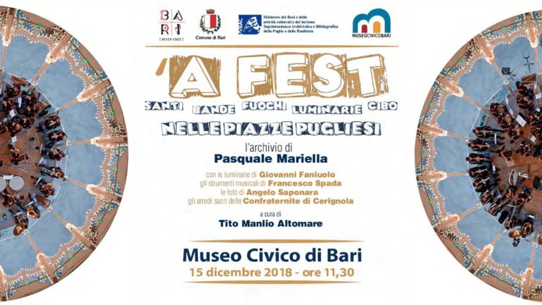 Mostra 'a fest - Museo Civico Bari