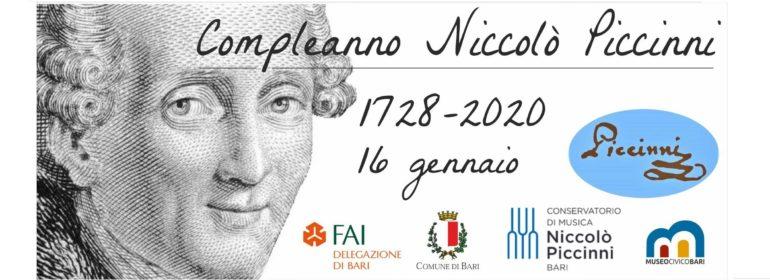 Compleanno Piccinni